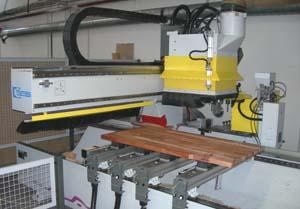 APLA: CNC-Fräsmaschinen /