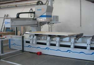 APLA: CNC-Fräsmaschinen / Bearbeitungszentrum